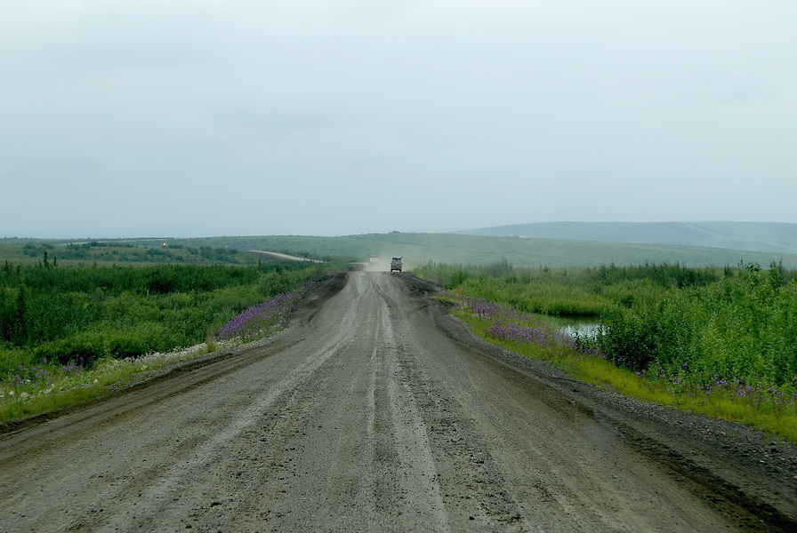 d'Inuvik à Eagle Plains_84